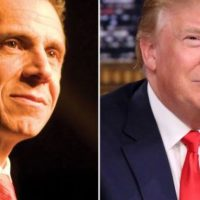 """Please do it. Please do it. Please!"" Trump Challenges Cuomo to Run Against Him in the 2020 Election"