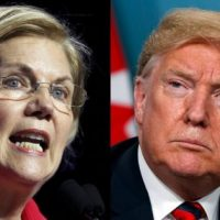 Elizabeth Warren Calls For Invoking The 25th Amendment In A Planned Attack On President Trump