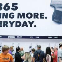 Judge Shoots Down California Ban on Handgun Ads in Gun Shops as 'Paternalistic'