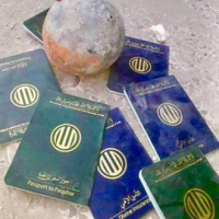 Iran's 'passports to paradise' found in Iraq