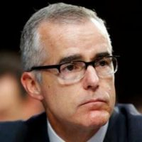 Fired Anti-Trump FBI Deputy Director Andrew McCabe to Publish Book Comparing President Trump to Terrorists