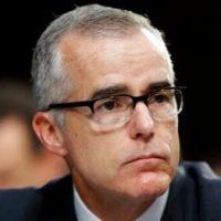 Fired Anti-Trump FBI Deputy Director Andrew McCabe to Publish Book Comparing President Trump to Terrorists