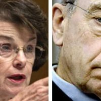Grassley Sends Letter to Feinstein Demanding Copy of Unredacted Letter Christine Ford Sent Feinstein in July