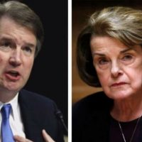 Far Left Group Spending Millions of Dollars to Fight Kavanaugh Confirmation Run by Former Feinstein Aide