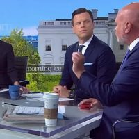 MSNBC Panel Defends Phone Calls Threatening GOP Senator Over Kavanaugh Vote, Calls it 'Passion of the People'