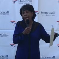 Maxine Waters Makes Joke About Threatening Trump Supporters (VIDEO)