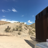 PHOTOS: Trump's border wall under construction
