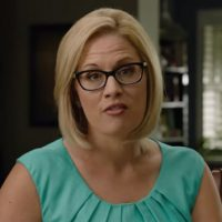 Oops! Arizona Dem Senate candidate Krysten Sinema caught lying about her past