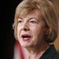 Democrat Tammy Baldwin Caught Planning Fundraiser With Lawyer Of Kavanaugh Accuser