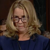 FORD CAUGHT IN MAJOR LIE! — City Remodeling Permits Show Project She Linked to Kavanaugh Was in 2008 NOT 2012!
