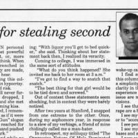 """Cory Booker Bragged About Fondling Woman After She """"Pushed Away"""" His Hand"""