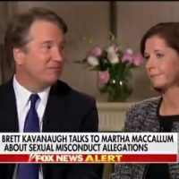 Now a 4th: Kavanaugh Accused of Inebriated Hard Pass at Woman as They Left DC Area Bar After Night of Drinking in 1998