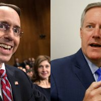 Freedom Caucus To Rod Rosenstein: Testify Under Oath Or 'Resign Immediately'