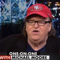 Shocker: Michael Moore's Wife Says He Stiffed Her On Profits From Films