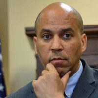 Senator Booker Quotes Violent Racist Who Urged Murder of Jews, White People
