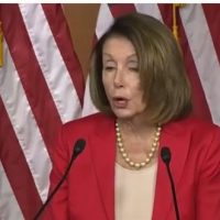 WHAT'S WRONG WITH NANCY? Pelosi utters gibberish, suffers brain freeze — in same sentence!