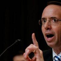 MORE ROSENSTEIN LIES: FBI Opened Obstruction of Justice Probe Against President Trump Before Mueller Probe