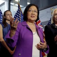 Sen. Hirono Suggests Democrats Could Hold Supreme Court Seat Open Until 2020