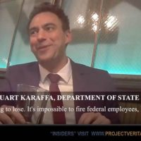 "BOOM! James O'Keefe Drops First Video in Deep State Series – State Dept. Official and Socialist Stuart Karaffa Vows to ""F*ck Sh*t Up"" on Trump"