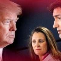 Justin Trudeau vows no trade deal with US that 'doesn't continue exemptions for Canada's cultural industries'