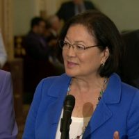 WATCH: Sen. Mazie Hirono Drops A Bomb On State Of The Union With Jake Tapper Over the Weekend
