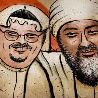 Jamal Khashoggi: The Media Fights for a Muslim Brotherhood Pal of Osama Bin Laden
