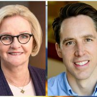 VIDEO: Dem Sen. Claire McCaskill Says Voters Don't Like That She's a Career Politician, Calls it 'the Weirdest Thing'
