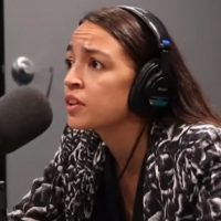 Far Left Candidate Ocasio-Cortez Claims Insane People On Right 'Holding Country Hostage'