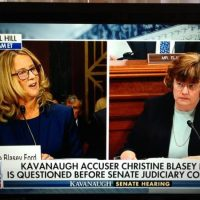 BUSTED! GOP and Prosecutor Rachel Mitchell Knew Christine Ford COACHED FRIEND on Polygraph Before Hearing — THEN CAUGHT HER LYING DURING TESTIMONY