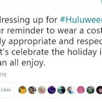 Hulu Deletes Tweet About 'Cultural Appropriation' After Internet Savaging