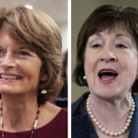 RINO Senators Collins and Murkowski Waffle in Final Hours Before Kavanaugh Vote