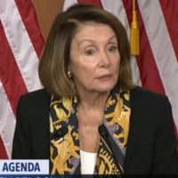 Nancy Pelosi Says She's Praying for 'Divine Intervention' To Stop Kavanaugh Confirmation (VIDEO)