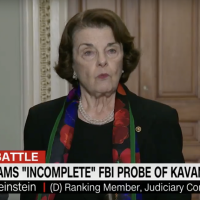 Feinstein Admits She Did Not Even Read The Full FBI Report on Kavanaugh