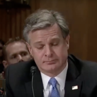 FBI Director Refuses To Say If President Trump's Phone Calls Are Still Getting Spied On