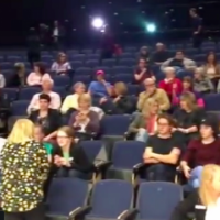 SAD: Only About 70 People Attend Kamala Harris Event in Iowa, Empty Seats Everywhere