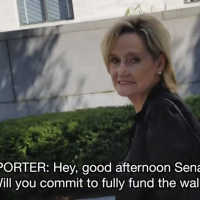 SHOCK VIDEO: Hyde-Smith Slams Door on Defunding Planned Parenthood, Fully Funding Border Wall