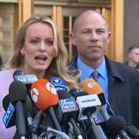 FAIL: Judge Dismisses Stormy Daniels' Defamation Suit Against Trump