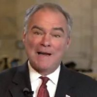 Hillary's Running Mate Senator Tim Kaine: Democrats Have To 'Fight In The Streets' (VIDEO)