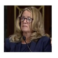Christine Ford's Criminal Record Scrubbed Clean on Database Three Weeks Before Her Letter to Feinstein