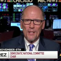 SLIP? 'No moderate Dems left,' says DNC chair Tom Perez