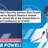 Dina Powell, a Valerie Jarrett/Huma Abedin Pal, Should Not Be UN Ambassador
