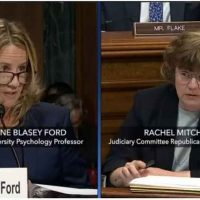 Kavanaugh Rejected His $600K GoFundMe, It's Dr. Ford's Turn to Dump Her $1 Mil