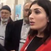 "Laura Loomer & Faith Goldy Denied Entrance to ""Muslim Only"" Event"