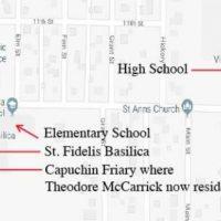 Kansas School Was Not Informed Disgraced Cardinal McCarrick Moved In Next Door