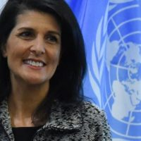 REPORT: President Trump Accepts Nikki Haley's Resignation, Leaving At End of Year