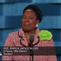 Sheila Jackson Lee Intern Doxxed Republican Senators