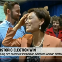 Why is the press trying to erase GOP congressional winner Young Kim from all the 'Year of the Woman' hoopla?