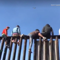 Are we looking at some real DHS incompetence at the Tijuana line?