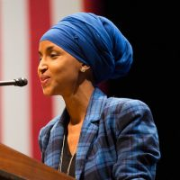 Surprise! Ilhan Omar lied to Jewish voters in her district
