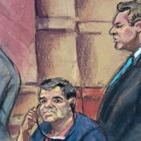 Meanwhile, Some Interesting Items in the El Chapo Trial Revealed